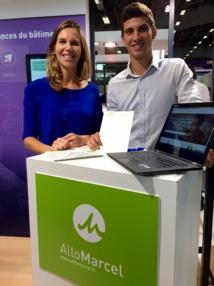 Solenne Xavier- CEO et Matthieu Grataloup - responsable du développement