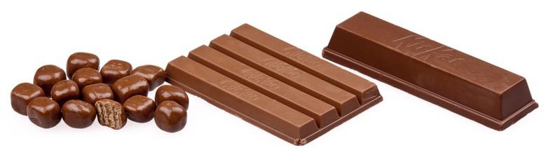 Nestlé va produire des confiseries moins sucrées et plus naturelles