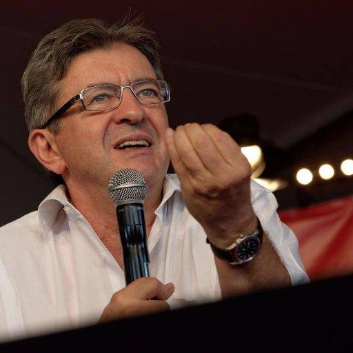 DR Twitter Jean-Luc Mélenchon