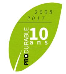 10ème édition du salon PRODURABLE, les 14 et 15 mars 2017, au palais des Congrès, porte Maillot