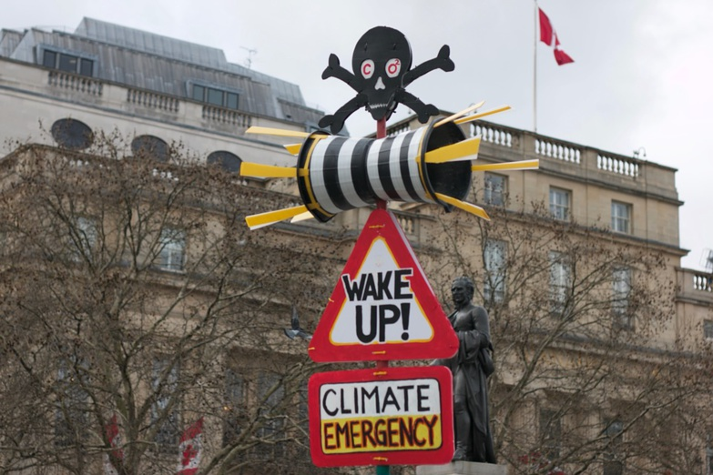 Greta Thunberg : dénoncer l'inaction du gouvernement sur le climat