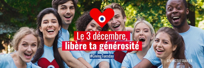 #GivingTuesday : donner de la voix à la solidarité !