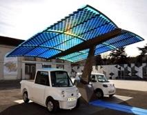 Une station de rechargement type SUDI - Crédit :
