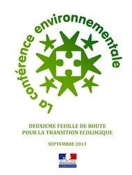 Conférence environnementale, l'économie circulaire et l'emploi au centre des priorités