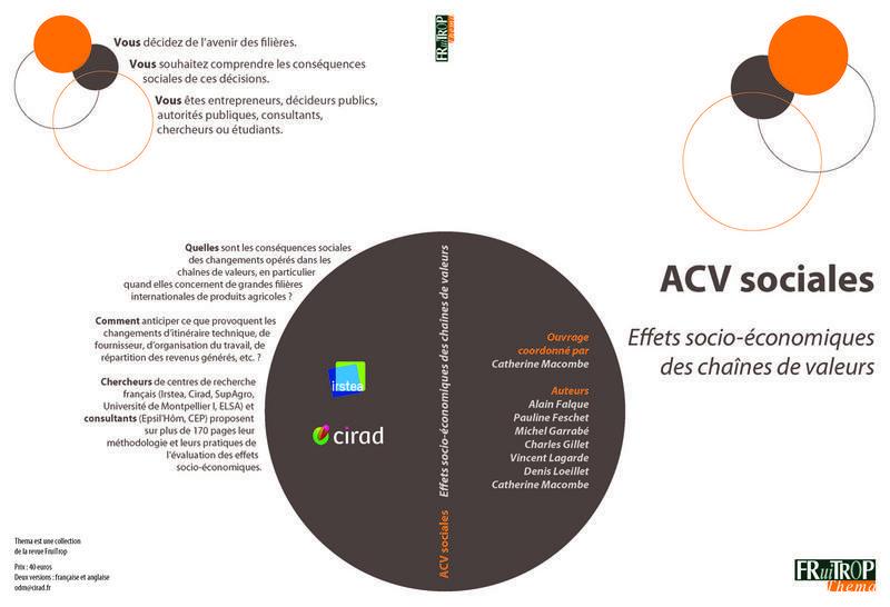 L'ACV Sociale en remplacement de la RSE ?