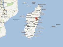 Ambatovy - Localisation (Google Maps)