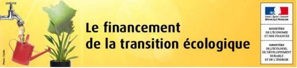 Livre Blanc du finacement de la transition écologique: l'Etat ne peut financer seul