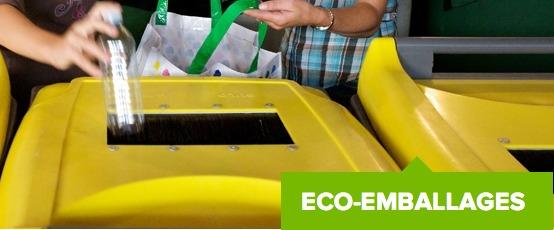 Eco-emballages pour la généralisation de l'extension des consignes de tri malgré le coût