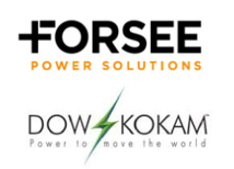 Systèmes de batteries rechargeables : Forsee Power acquiert Dow Kokam France
