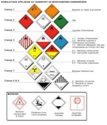 Modification des règles de transport des marchandises dangereuses (TMD)