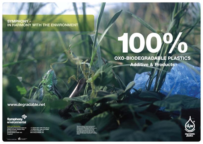 Proposition de loi pour supprimer les sacs en plastique oxo-dégradabes
