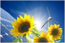 254 milliards de dollars d'investissements en énergies renouvelables  en 2013
