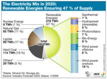 DR BEE/ Objectifs du pays pour 2020