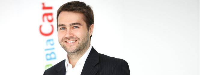 Frédéric Mazzella (BlaBlaCar)