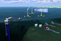 Energie marine, quatre nouveaux projets sélectionnés