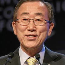 Ban Ki-Moon appelle à s'engager avant qu'il ne soit trop tard