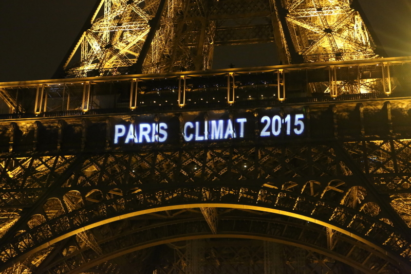 Tractation environnementale de François Hollande au Canada
