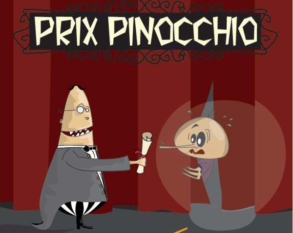 Prix Pinocchio, les lauréats sont…