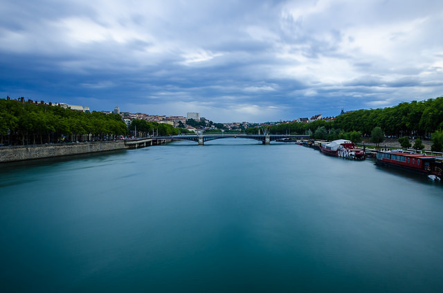 Réchauffement climatique, le Rhône est en danger