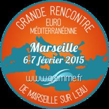 La GREMME, rencontre de Marseille sur l'eau se tiendra les 6 et 7 février