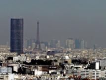 Pollution, le mauvais classement de Paris parmi les villes européennes
