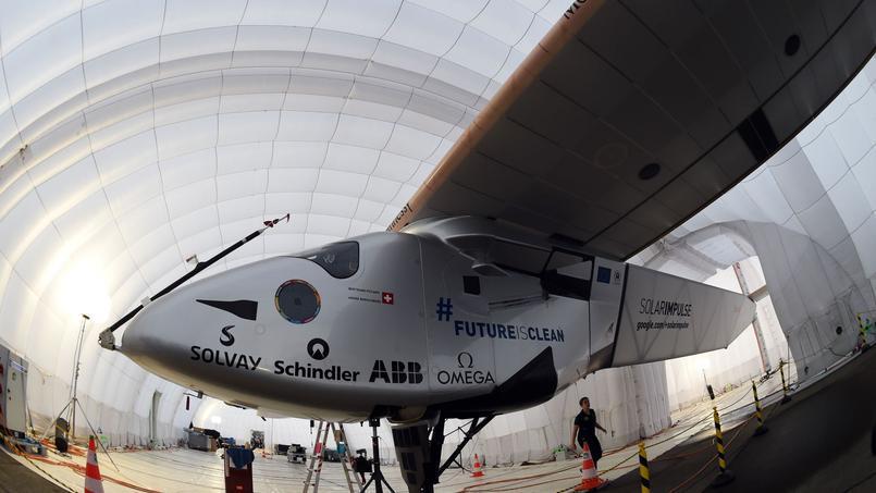 Contre vents et imprévus Solar impulse va continuer son voyage