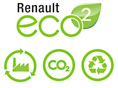 Avec ECO2, Renault se positionne parmi les constructeurs les plus engagés