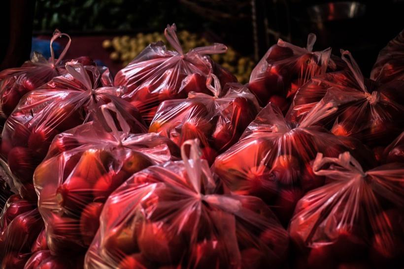 Pixabay - sacs plastiques