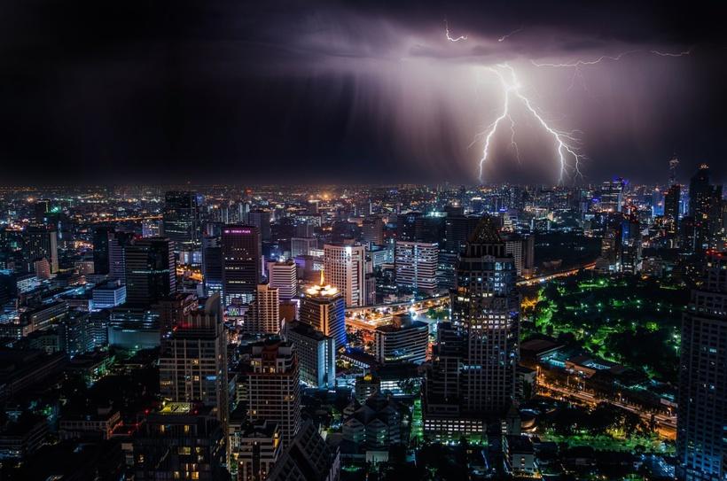 Environnement : les dangers de la pollution lumineuse