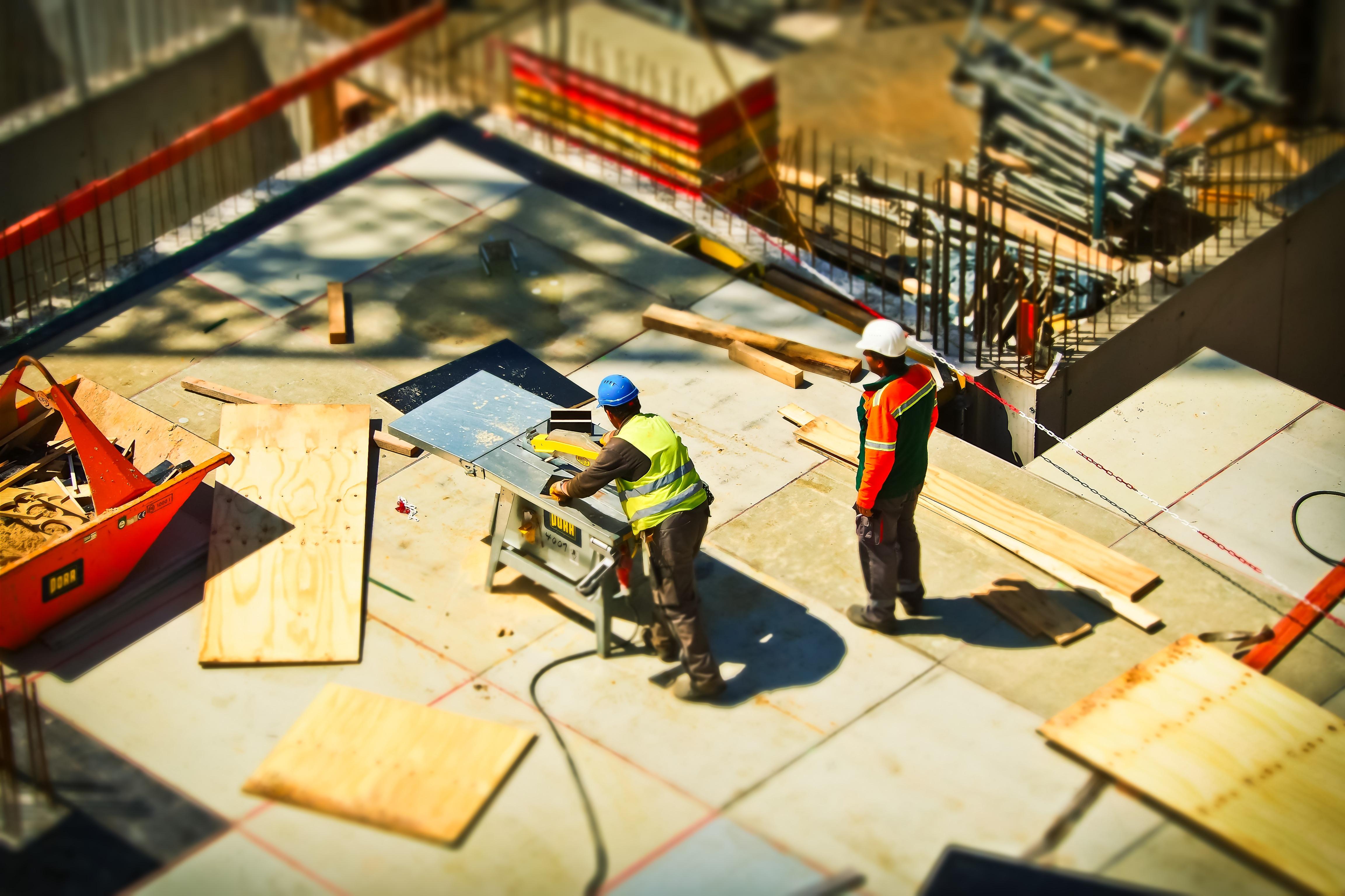 """Gilles Imbert directeur général d'Interconstruction : """"l'utilisation de la main d'œuvre détachée et de la sous-traitance doit faire l'objet d'un contrôle accru de la part des promoteurs immobiliers"""""""