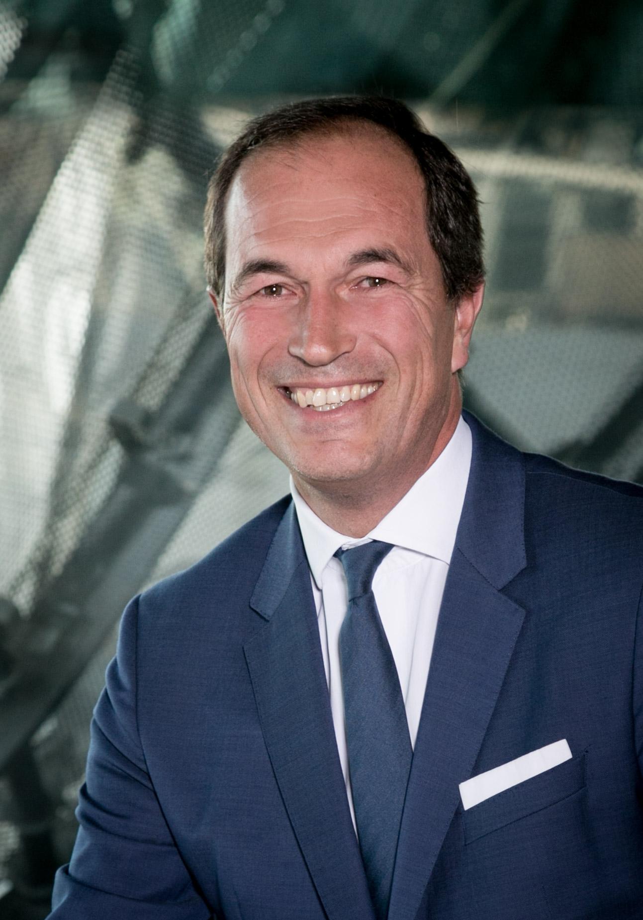 Gilles Bonnenfant, président d'Eurogroup Consulting
