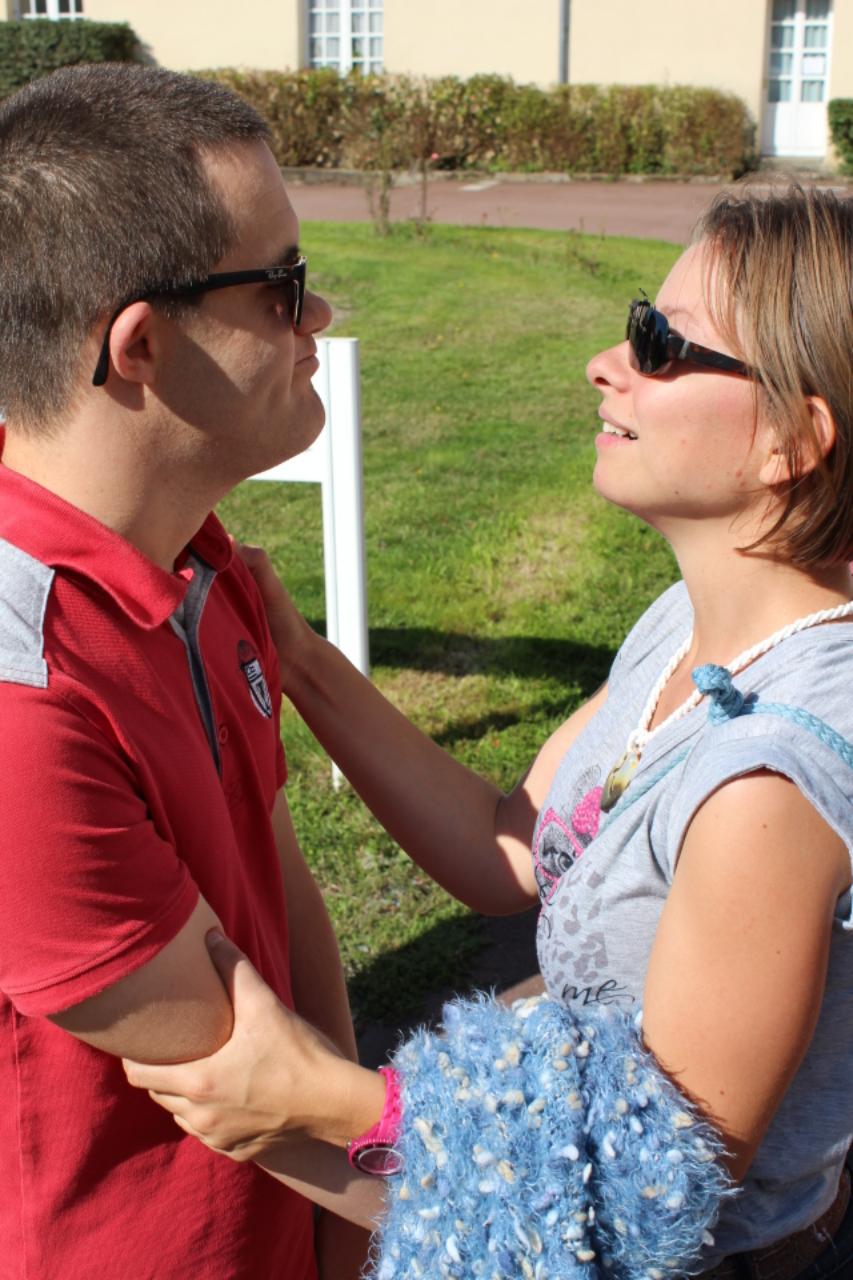 Voir Ensemble : agir pour l'inclusion des aveugles et malvoyants