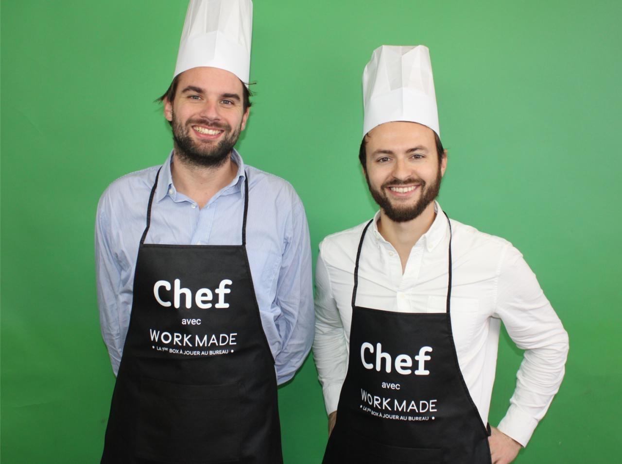 Mercato chez Workmade, la startup qui «révolutionne les temps de pause par la cohésion!»