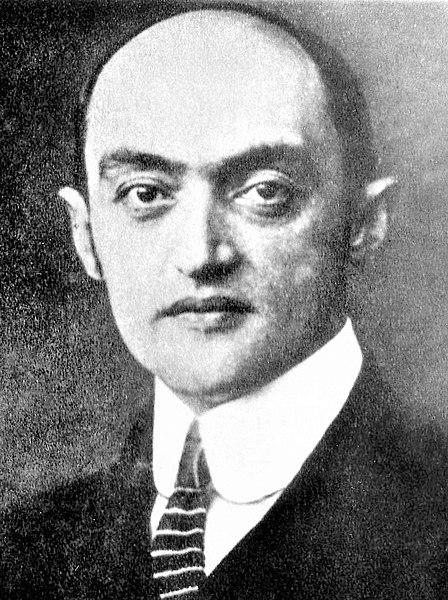 Joseph Schumpeter (CC/Wikimedia)