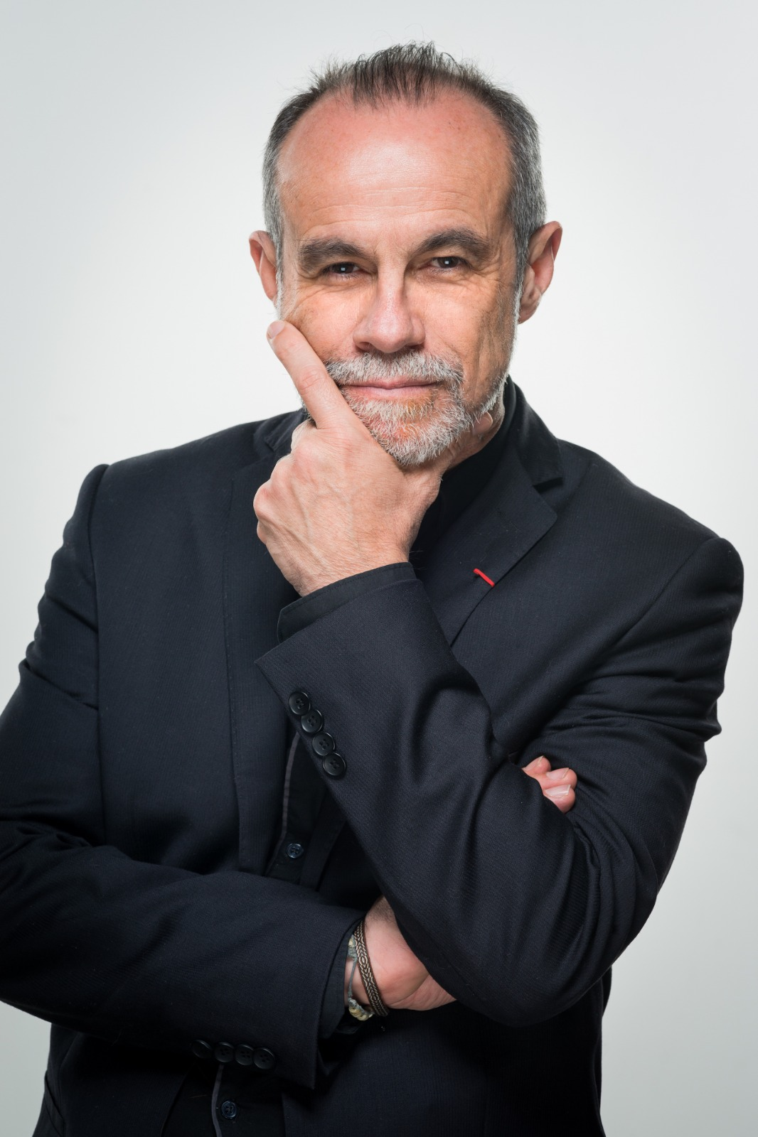 Pr. Carlos Moreno (Crédit Sylvain Leurent)