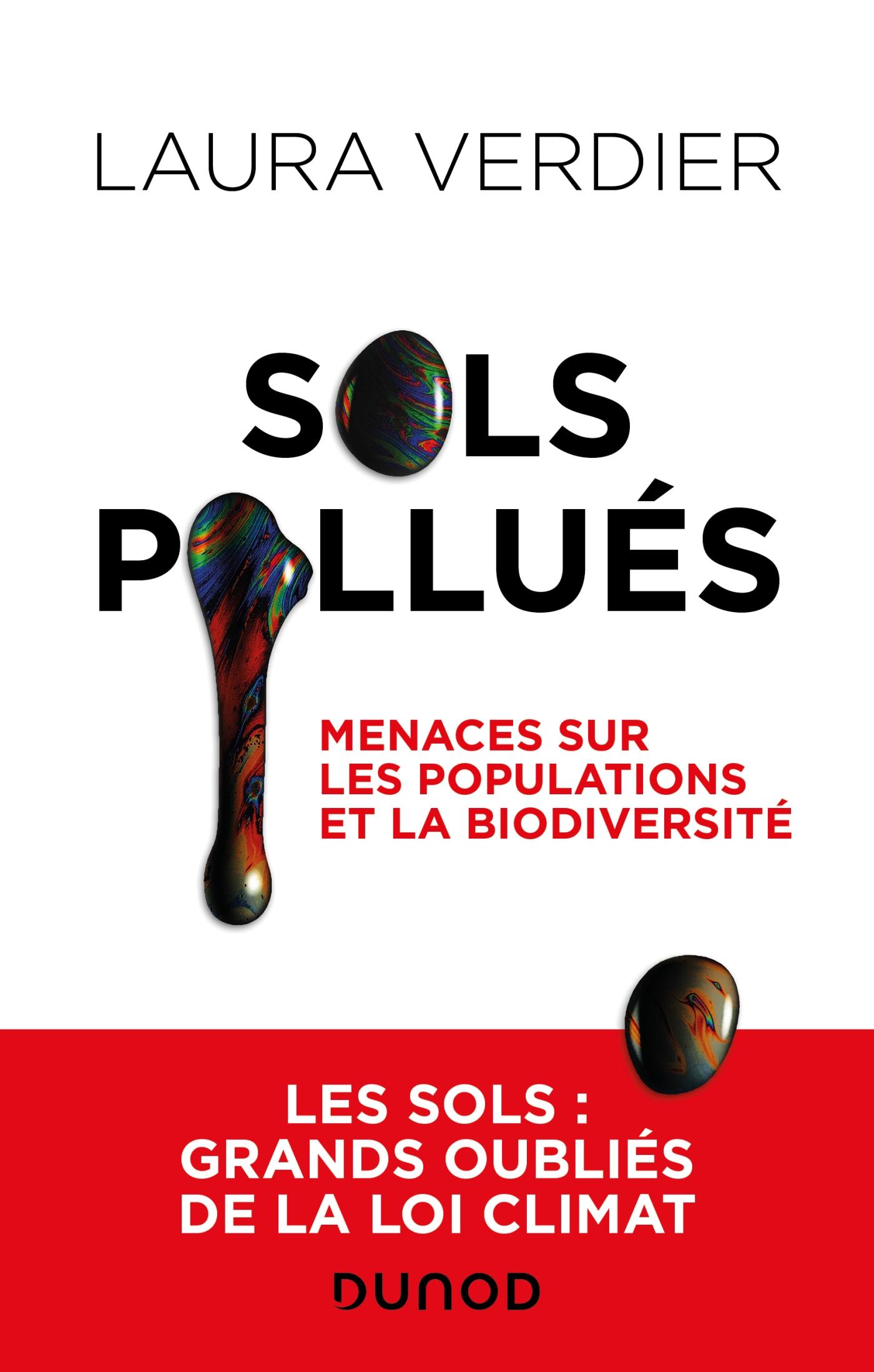Sol pollués - Editions Dunod