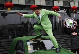 Chen Guangbia, le milliardaire écolo chinois