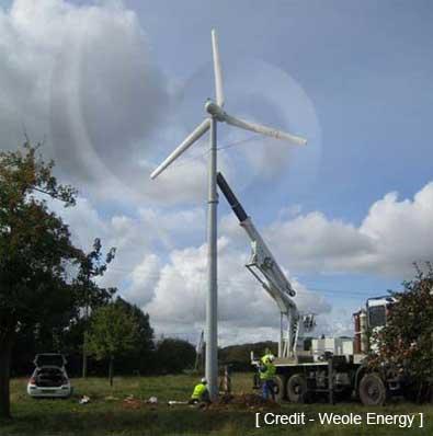 L'éolien est la première source d'électricité en Espagne