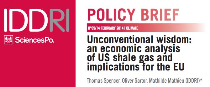 Une étude sur le gaz de schiste conteste ses effets positifs sur l'économie