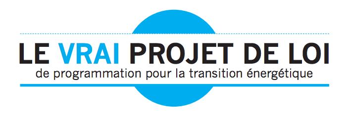 Transition énergétique, « le vrai projet de loi » des ONG