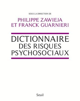 Focus sur les risques psychosociaux avec Philippe Zawieja (Les Mines ParisTech)