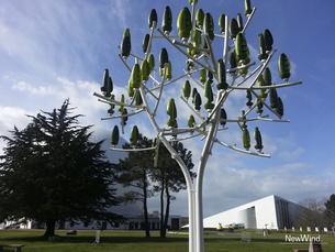 L'arbre à vent pourrait révolutionner le secteur de l'énergie