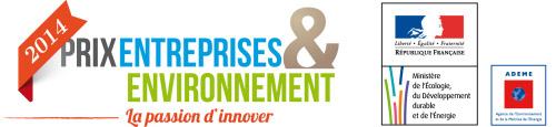 Prix Entreprises et Environnement 2014, l'appel à candidatures est ouvert