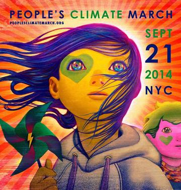 5 000 manifestants à Paris pour le climat