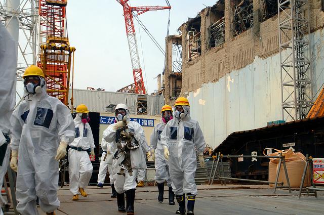 Fukushima, le Japon décide de brûler les matériaux et végétaux contaminés