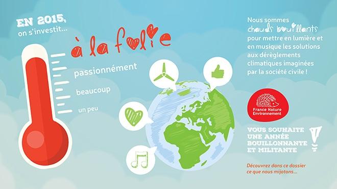 Conférence de Paris « pensons global, agissons local »