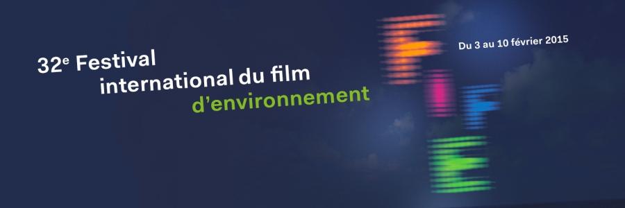 32e édition du Festival international du film d'environnement