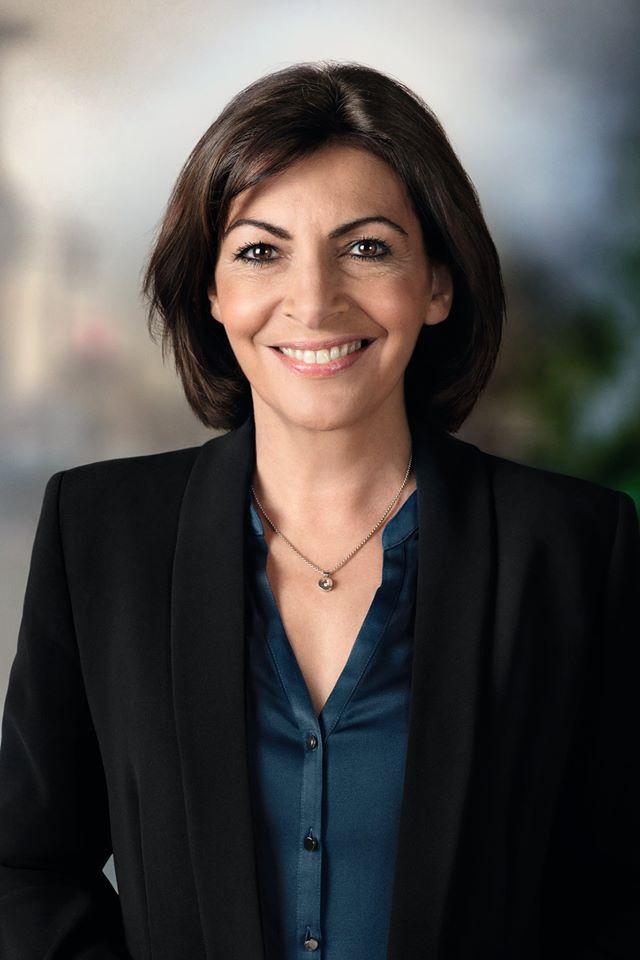 Dr compte Facebook Anne Hidalgo