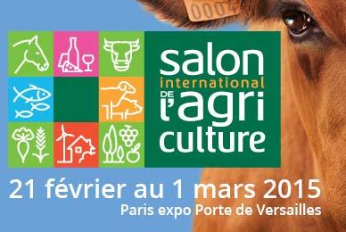 Salon de l'agriculture 2015, les élections départementales en vue