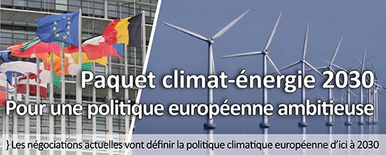 François Hollande, l'Europe et l'énergie